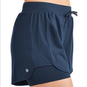 ASICS | Women's Running Shorts with Bike Liner NWT